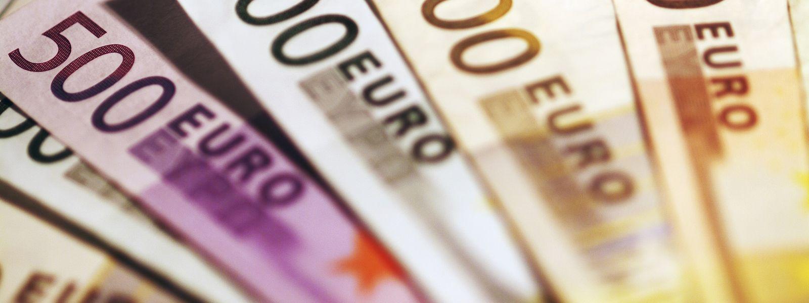 Geldscheine, Geld, Euro (Foto: Shutterstock)