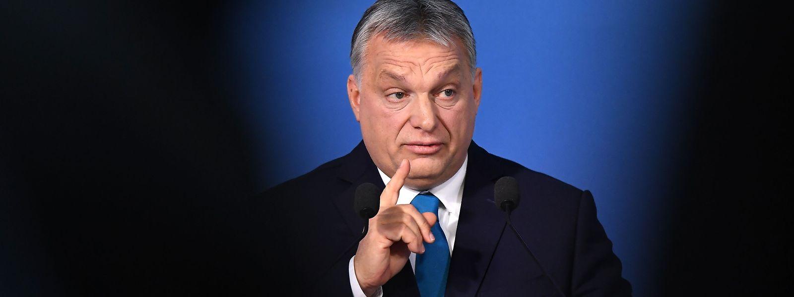 Viktor Orban und seiner Fidesz-Partei droht der Rauswurf aus der Parteifamilie der europäischen Konservativen.