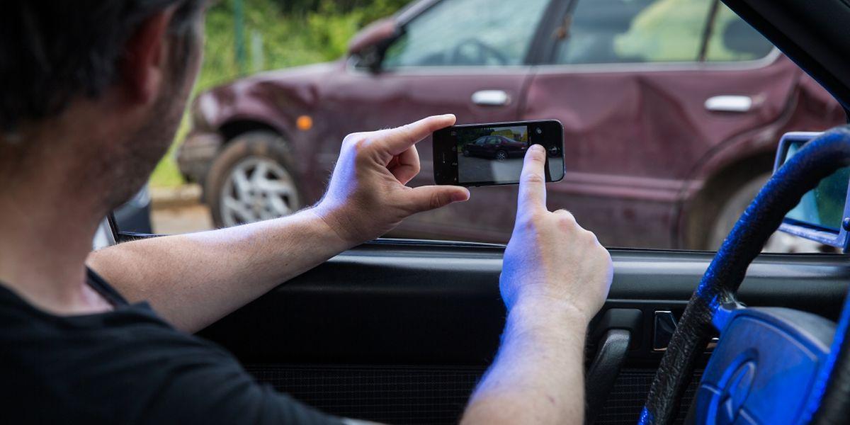 Schaulustige bei Verkehrsunfällen stellen Einsatzkräfte verstärkt vor Herausforderungen