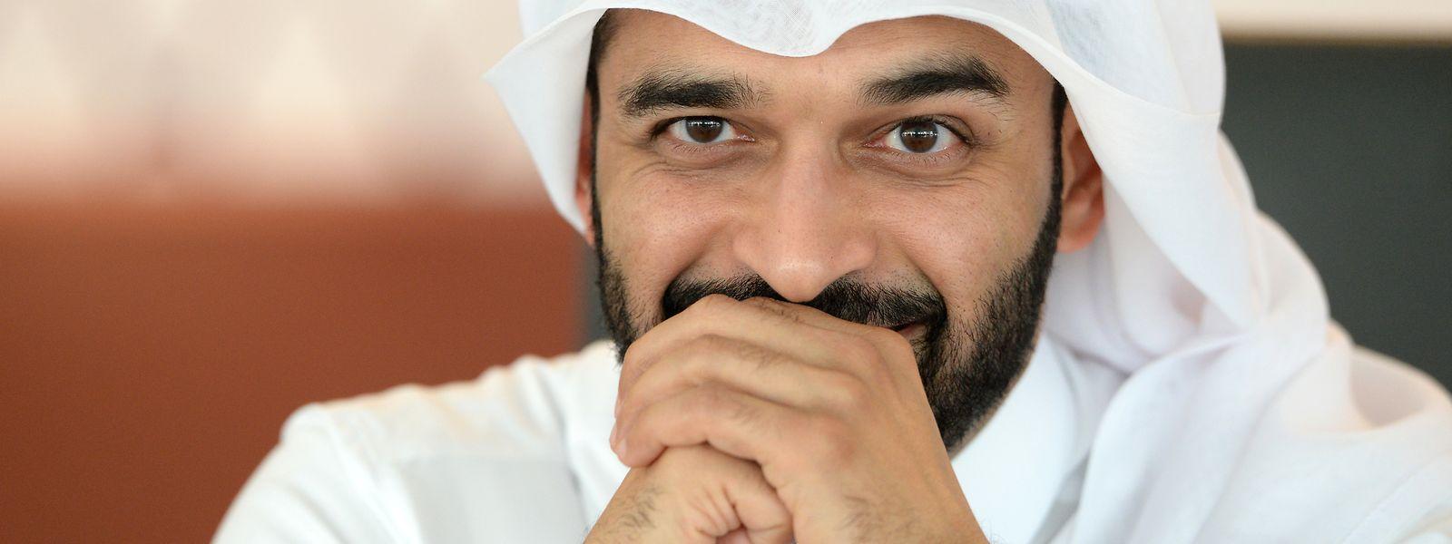 Hassan Al-Thawadi tut alles, um die Fans zu beruhigen.