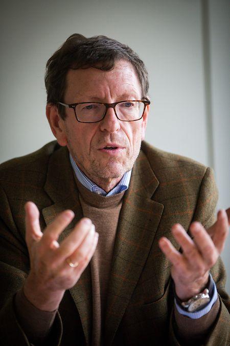 Claude Muller von der Forschungseinheit zu Infektionskrankheiten am Luxembourg Institute of Health (LIH)