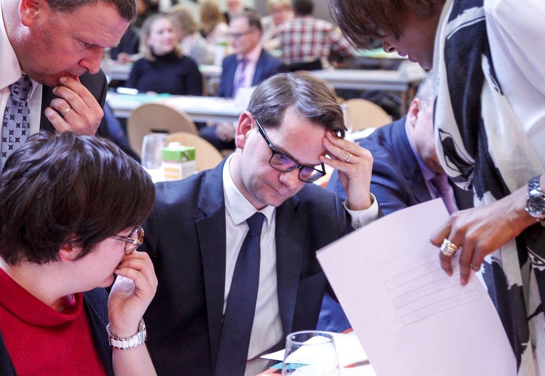 Generalsekretär Laurent Zeimet.  Foto: Guy Jallay