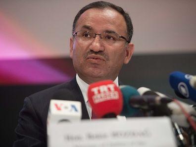 «Il n'y a plus de juge ou procureur qui n'ait pas fait l'objet d'une enquête», a assuré le ministre de la Justice.