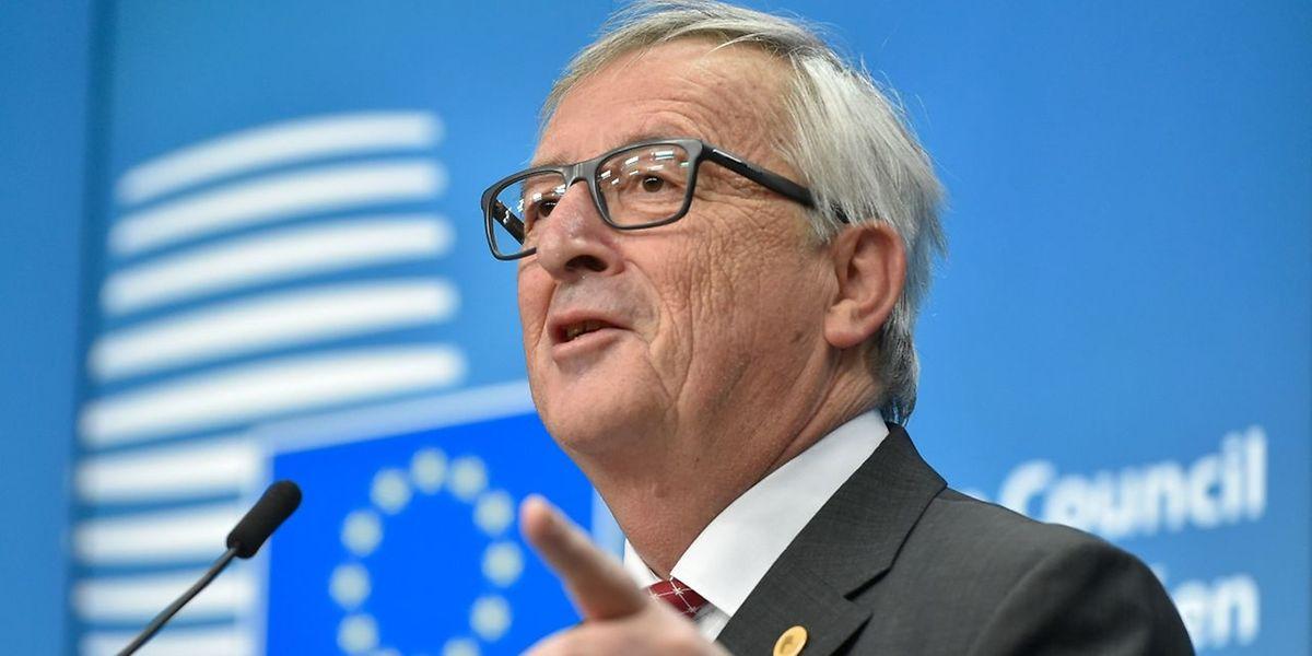 Le président de l'exécutif européen a souhaité des «rapports raisonnables» avec le gouvernement britannique dans la suite des négociations du Brexit.