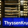 ThyssenKrupp is selling off parts of its activities.
