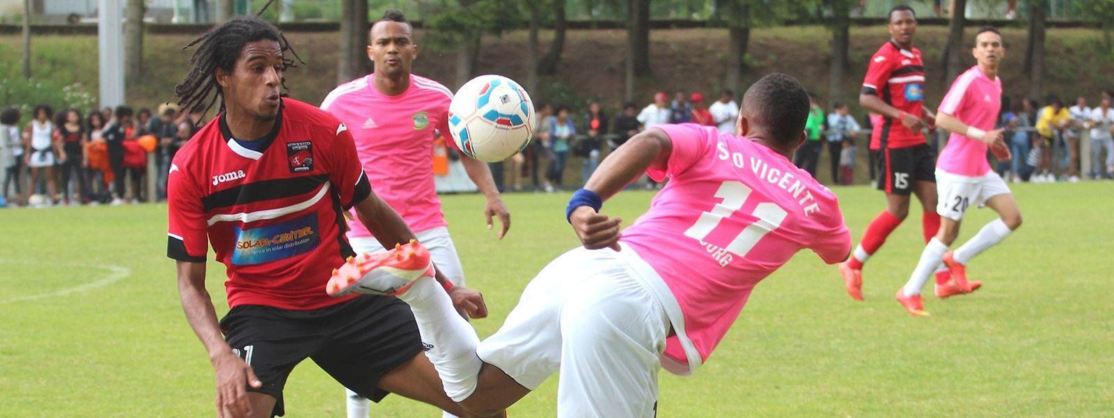 As seleções de São Vicente, Santo Antão, Santiago e União das Ilhas voltam a disputar mais um torneio.