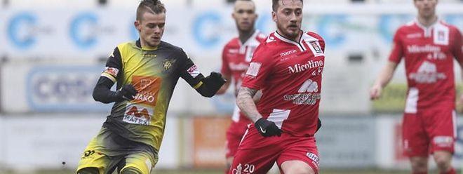 Niederkorn - FC Differdange, um jogo a não perder.