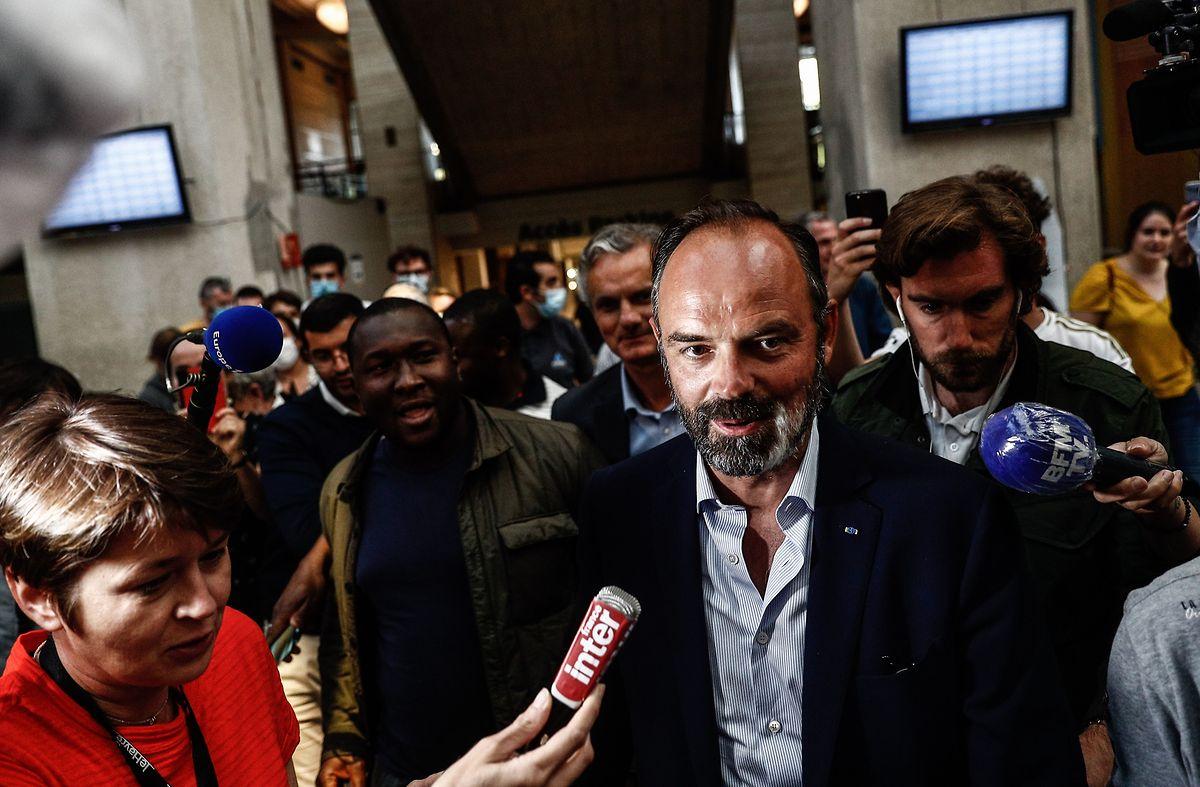 Le Premier ministre Edouard Philippe est sorti largement vainqueur au Havre