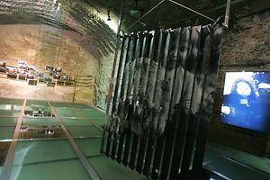 15.02.06 BCEE, Luxembourg, place de Metz, Spuerkeess, Tunnel, Edward STeichen, photo: Marc Wilwert