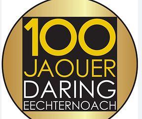 """Festivitéiten """"100 Joer Daring Club Echternach"""" op d'nächst Joer verluegt"""