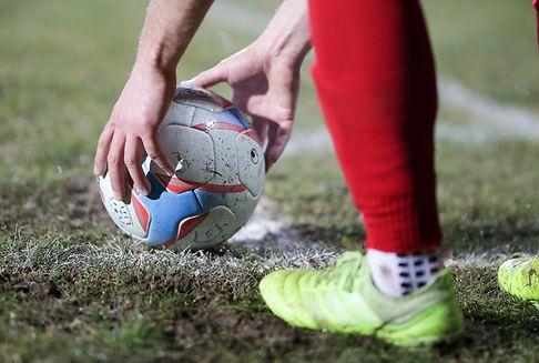 Tous les matches de foot tombent à l\'eau
