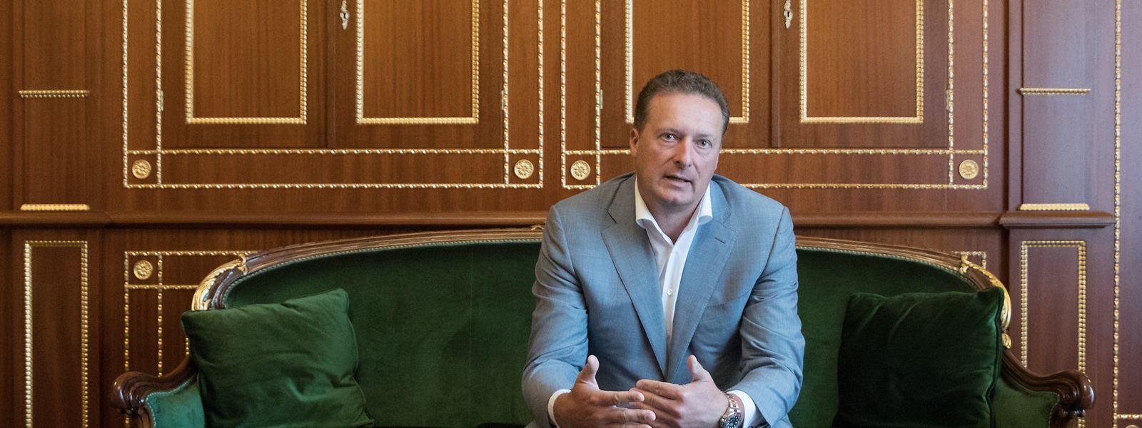 Leitet die EWUB seit 2019: Sergej Ptschelintsow (engl. trans.: Sergey Pchelintsev)