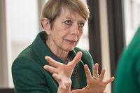 """Seit 2015 ist Simone Beck Präsidentin der """"Commission nationale pour la Coopération avec l'Unesco""""."""