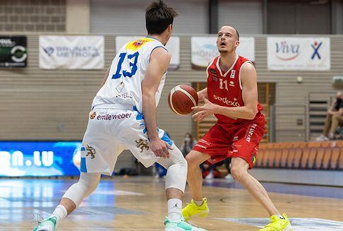 Conterns Basketballer mit großem Schritt Richtung Play-offs