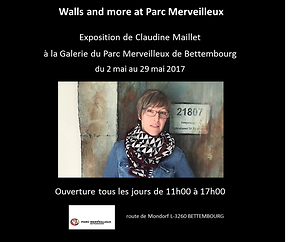 Walls and more at Parc Merveilleux Bettembourg