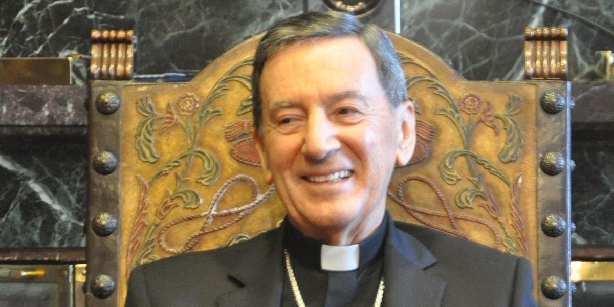 Kardinal Rubén Salazar Gómez, Erzbischof von Bogotá, einer der wichtigsten Kirchenmänner Kolumbiens.