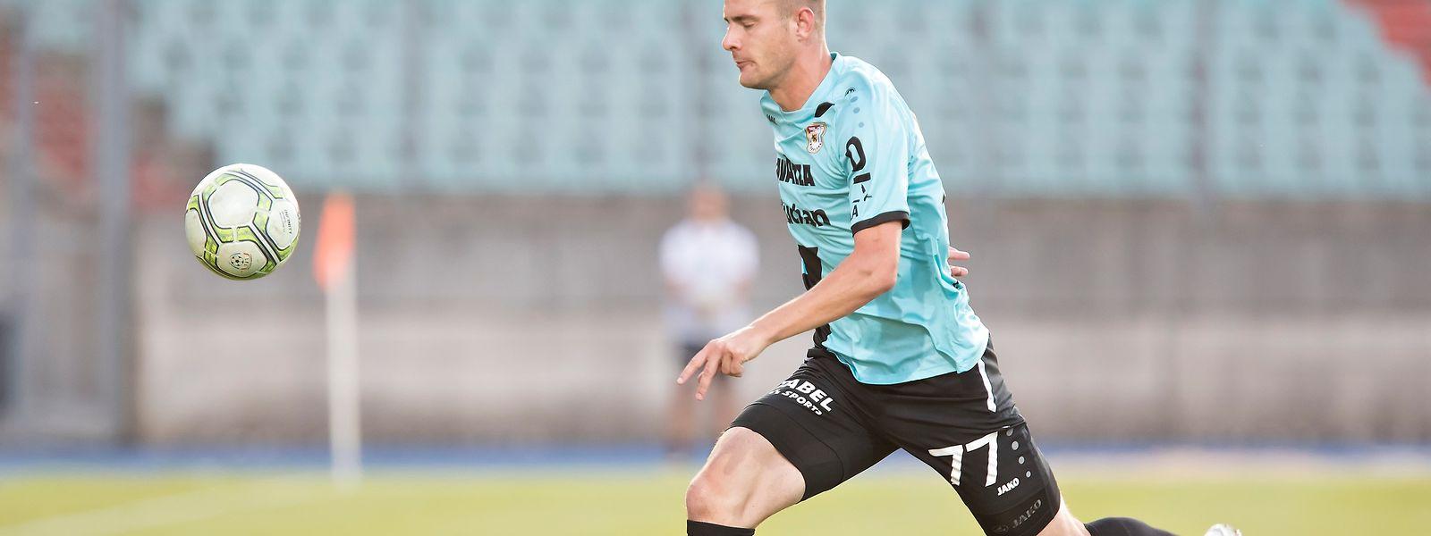 David Turpel und seine Teamkollegen tun sich in dieser Saison in der BGL Ligue schwer.