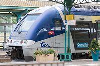 Thionville, Diedenhofen, Gare, Bahnhof, SNCF, TER, Zug, Train,  Foto: Lex Kleren/Luxemburger Wort