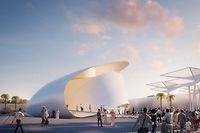 Weltausstellung, Expo 2020, Pavillon, Luxemburg, Dubai