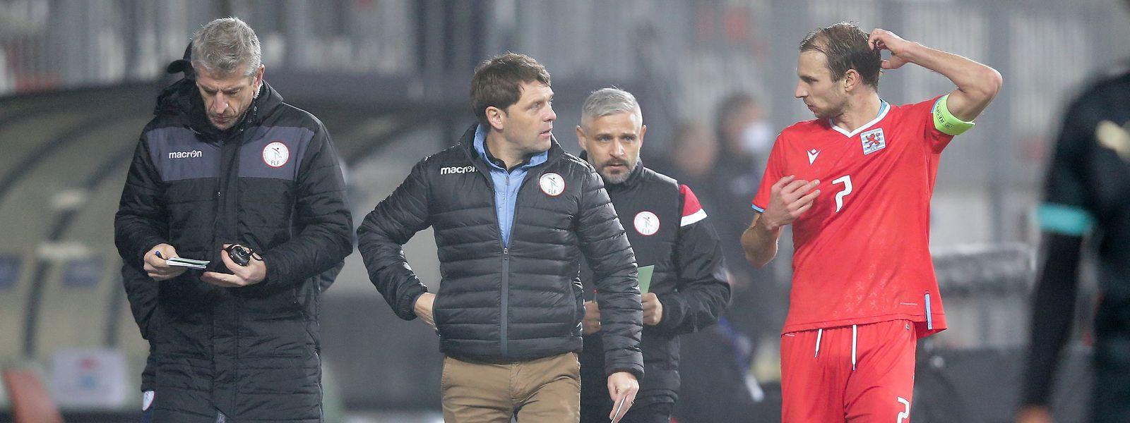 La prolongation de son contrat donnera ainsi l'occasion à Luc Holtz de vibrer au sein du stade flambant neuf de Luxembourg-Ville.