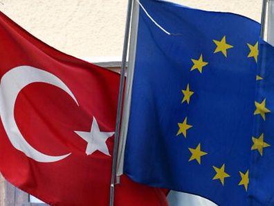 Streit um die Visafreiheit: Die EU versucht, nicht auf die Drohungen aus der Türkei einzugehen.