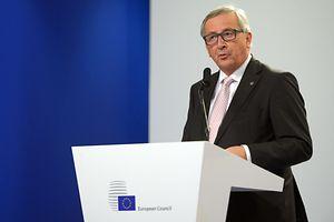 Jean-Claude Juncker le 12 novembre