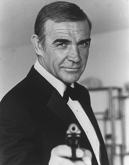 Sieben Mal spielte Sir Sean Connery den britischen Geheimagenten.