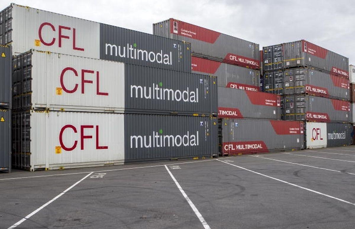 """Der Zug könnte künftig den Gütertransport per Flugzeug und Schiff ergänzen, so eine Sprecherin von CFL Multimodal auf Anfrage des """"Luxemburger Wort""""."""