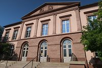 Nach vier Jahren im ehemaligen Seniorenheim kehrt das Bezirksgericht nun zurück in den Justizpalast auf der Kluuster.