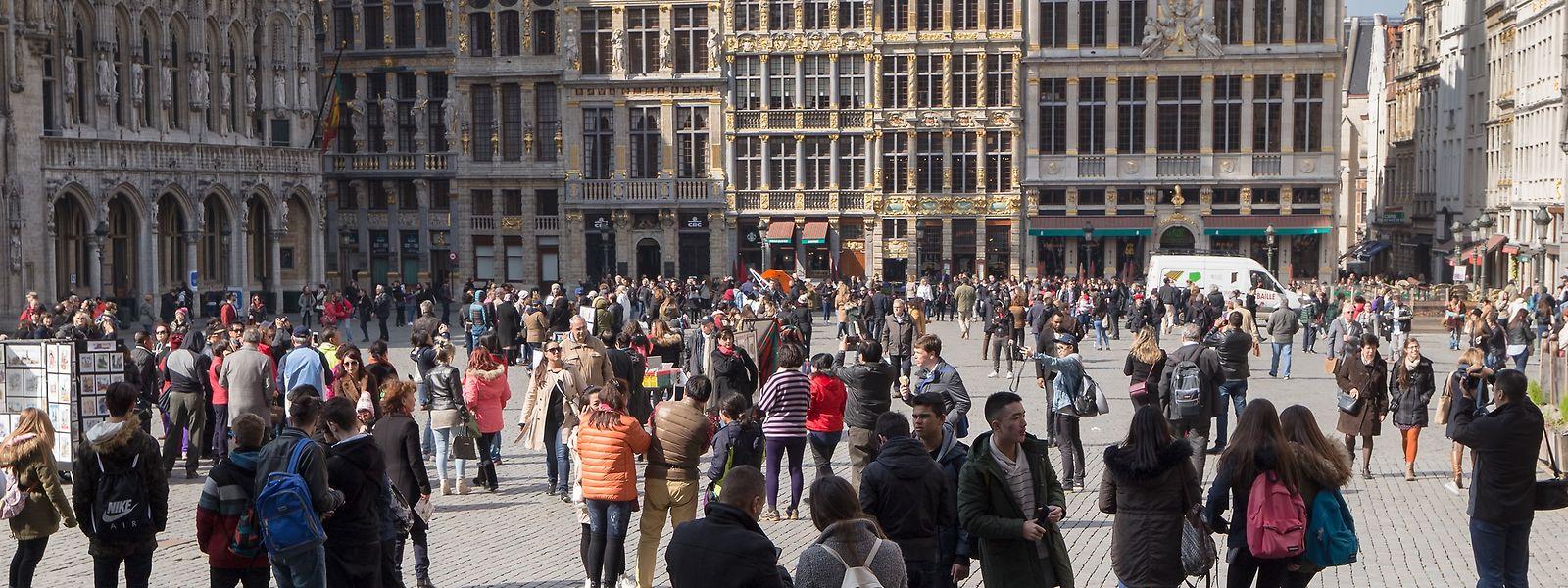 Brüssel zählt zu den beliebten Städten für Luxemburger Studenten.