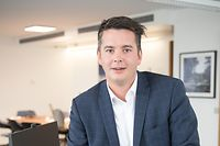 Wirtschaft, Lex Delles, Minister für Mittelstand und Tourismus, Foto. Guy Wolff/Luxemburger Wort