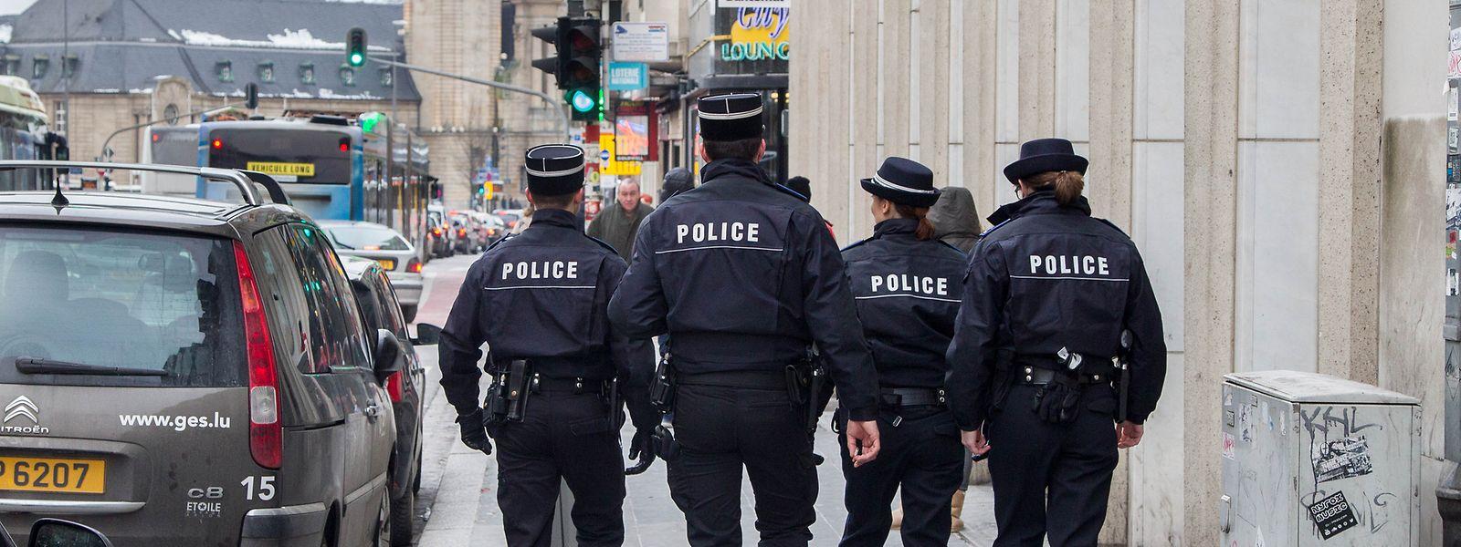 Ein Petitionär fordert eine stärkere Polizeipräsenz im hauptstädtischen Bahnhofsviertel.