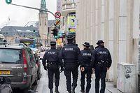 19.1.Polizeikontrollen Gare / Polizei Foto: Guy Jallay