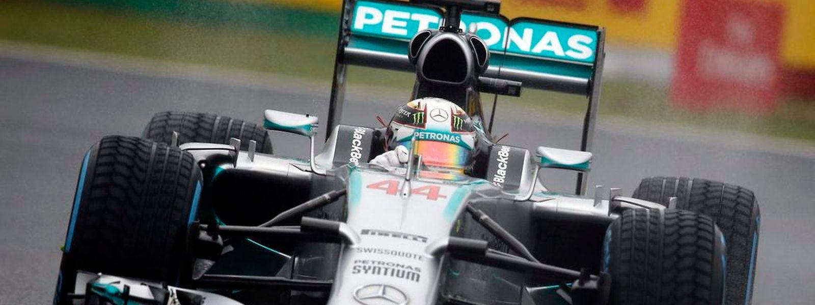 Lewis Hamilton conquistou o oitavo triunfo da época