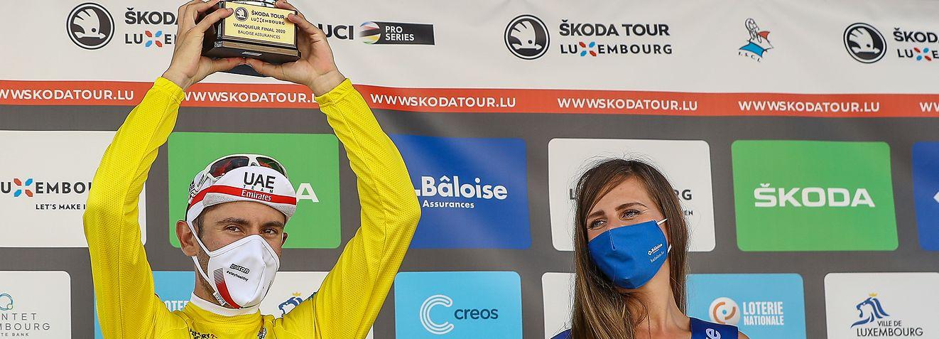 Diego Ulissi (UAD)Skoda tour du Luxembourg  - 5eme etape - 19/09/2020 -  photo : Vincent Lescaut