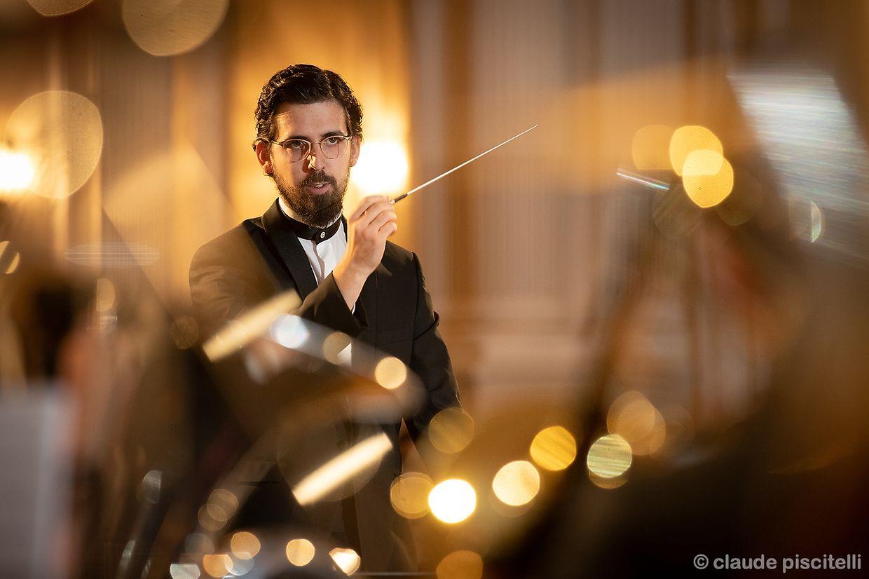 Concert de Nouvel An - Luxembourg Wind Orchestra - Luxembourg - Ville - Cercle Cité - 11/01/2020 - photo: claude piscitelli