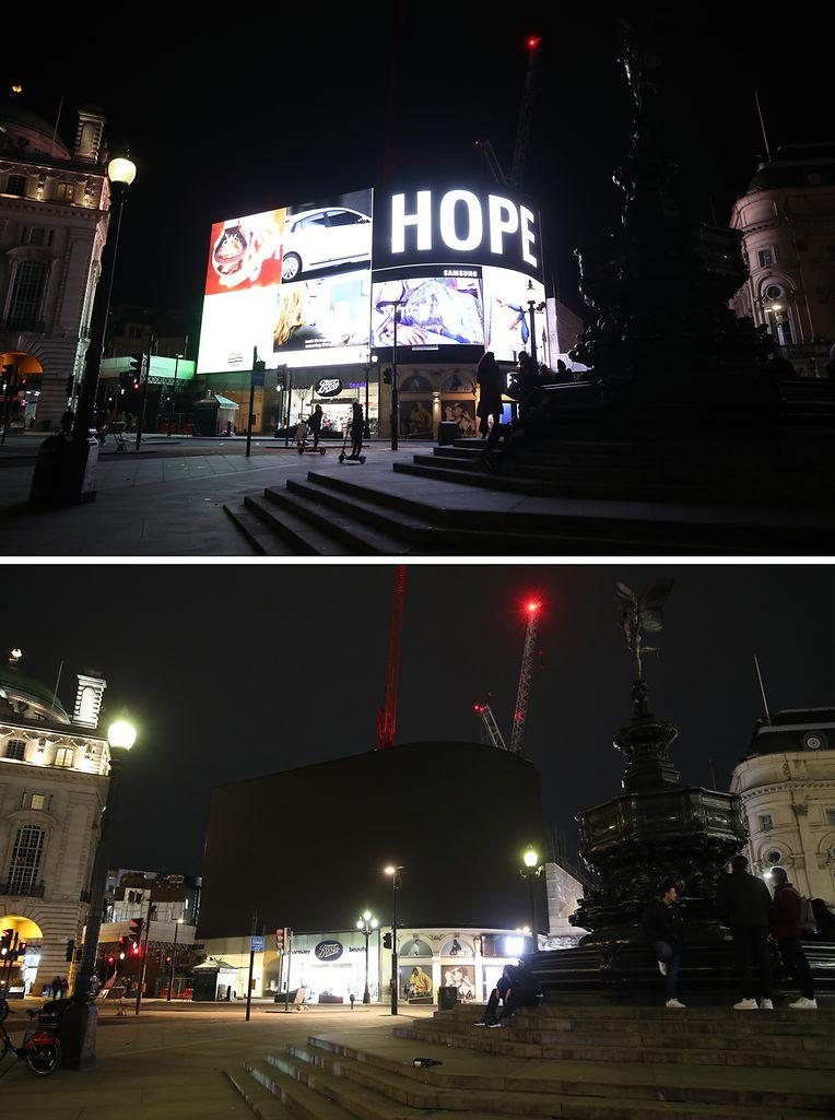Heute ist Earth Hour nach WWF-Angaben die größte weltweite Klima- und Umweltschutzaktion.