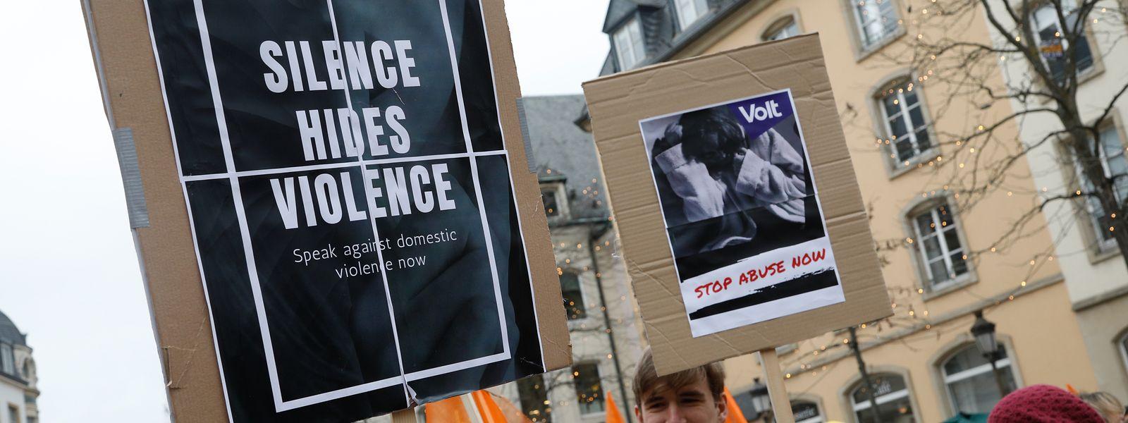 La dernière Orange Week avait démontré la capacité de mobilisation des organisations défendant les droits des femmes.