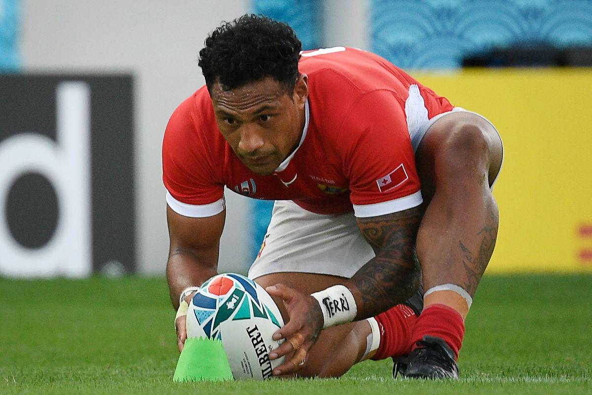 Sonatane Takulua et le Tonga ont sauvé leur Coupe du monde en s'imposant face aux Etats-Unis.