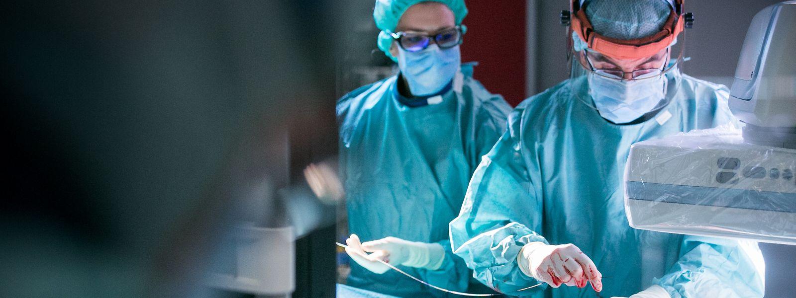 Für jeden zweiten Krankenhausarzt ist Familie und Beruf nicht im Gleichgewicht.
