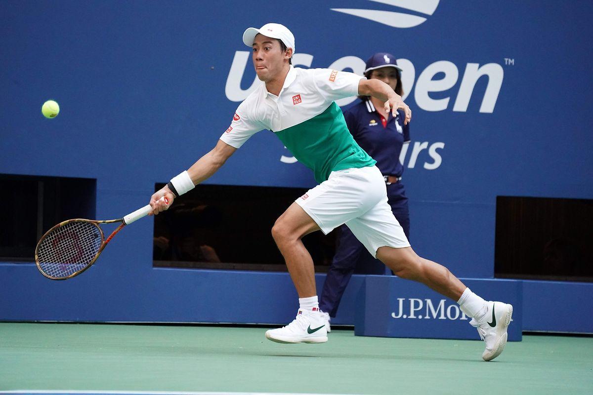 Victorieux de Marin Cilic en quart, le Japonais Kei Nishikori affrontera le Serbe Novak Djokovic en demi-finale de l'US Open