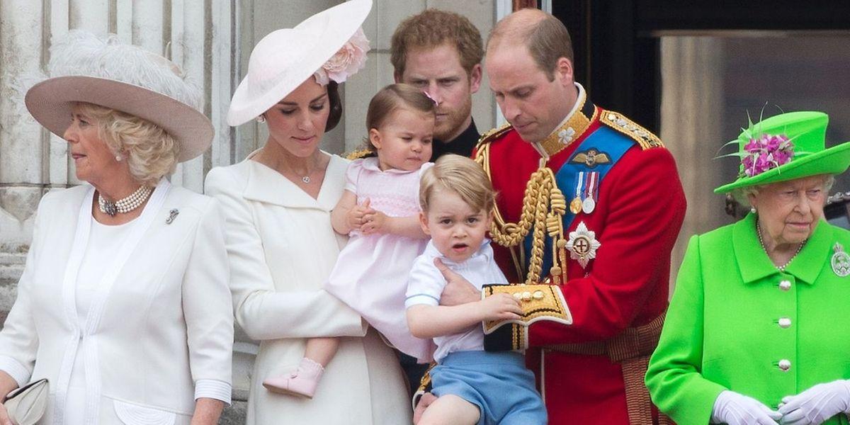 Für William, Kate und die Kids geht es heute nach Kanada