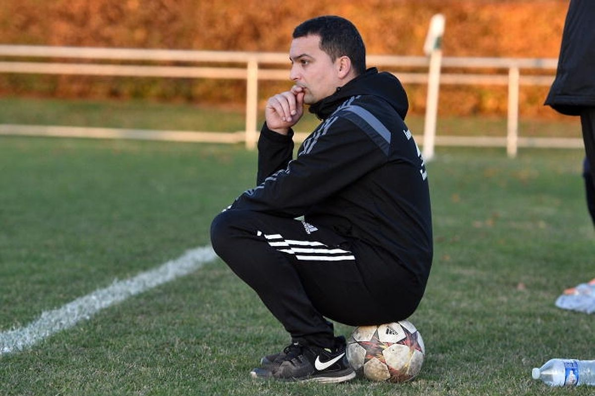 Carlos Pereira est resté cinq saisons aux commandes de Gilsdorf