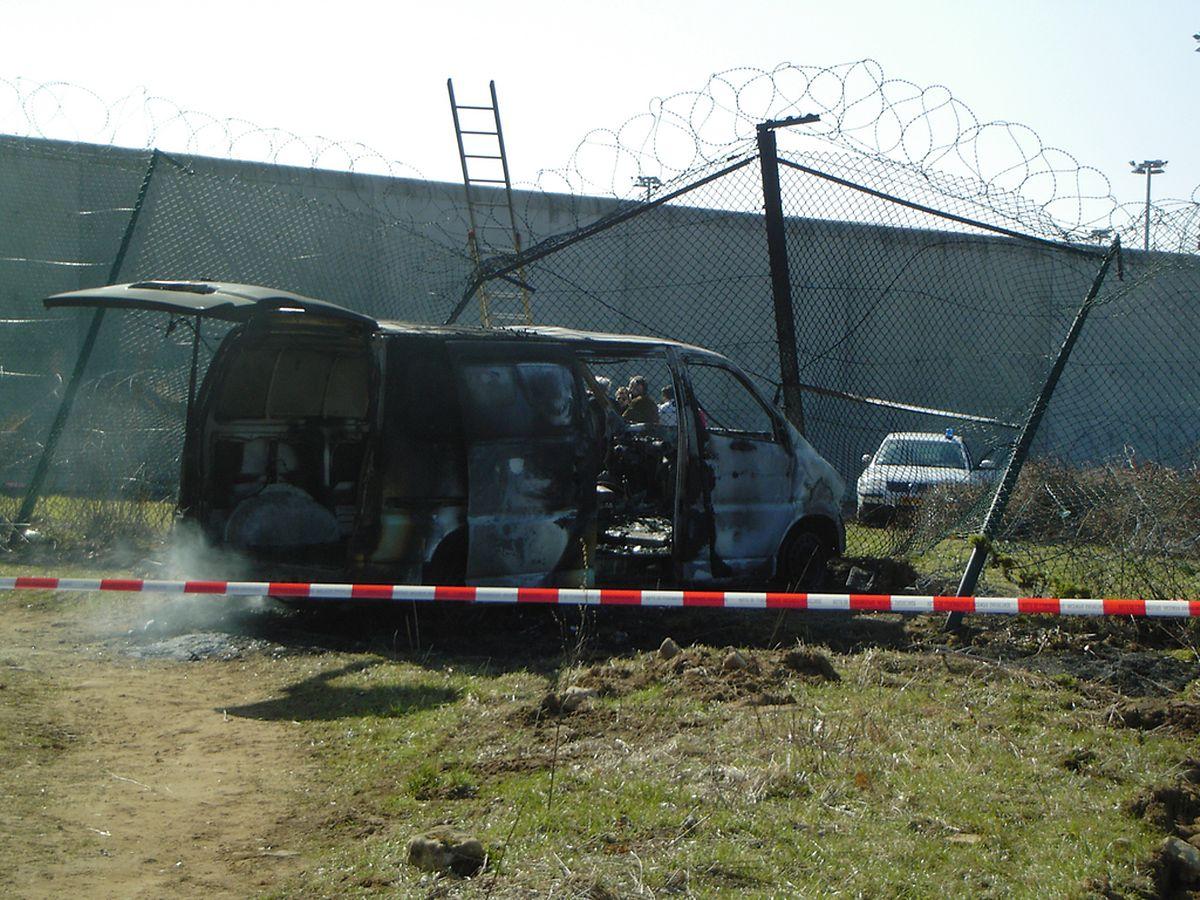 Die Gefangenenbefreiung am 17. März 2003 in Schrassig
