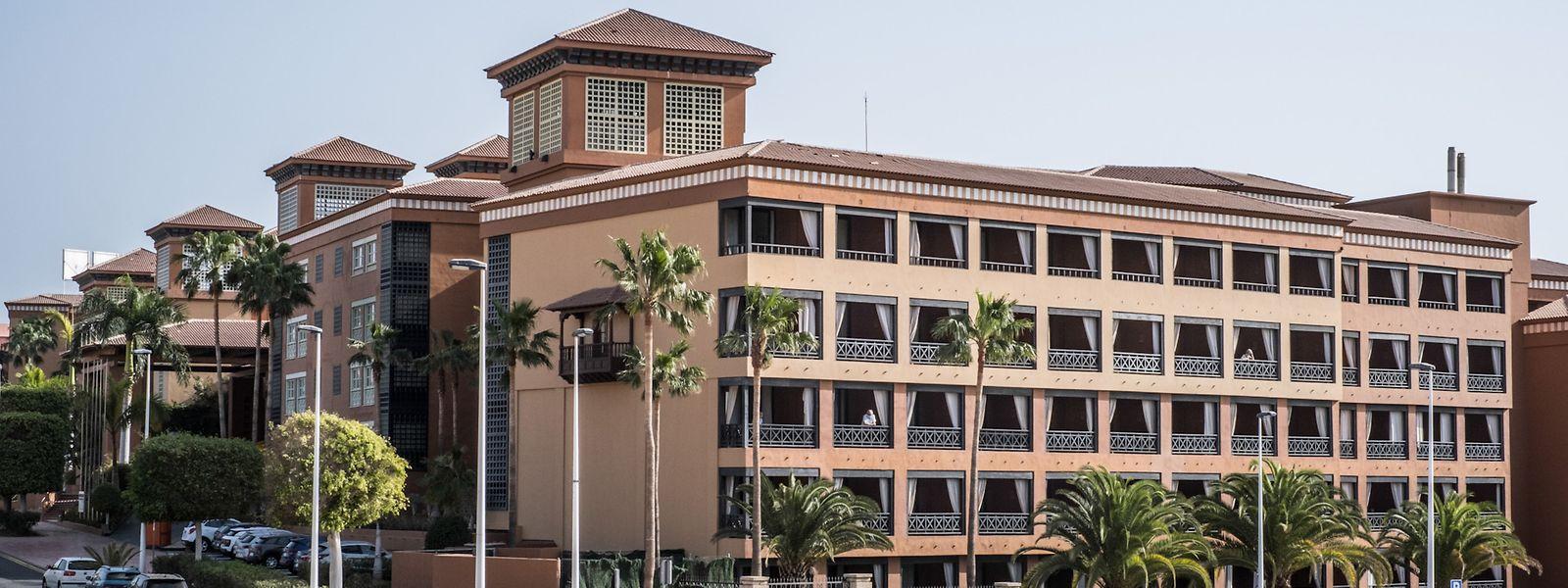 In dem unter Quarantäne gestellten Hotel auf Teneriffa wurden insgesamt sechs Infektionsfälle gemeldet.