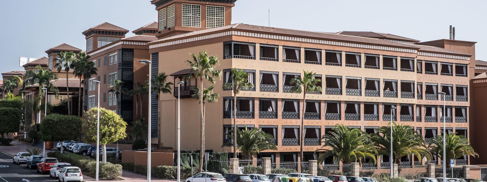 In dem unter Quarantäne gestellten Hotel auf Teneriffa wurde ein neuer Infektionsfall gemeldet.