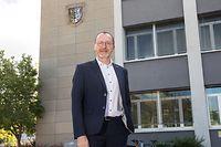 Sueden , Lok , ITV Georges Engel , Bürgermeister Gemeinde Sanem , Gemeindehaus Beles , Foto:Guy Jallay/Luxemburger Wort