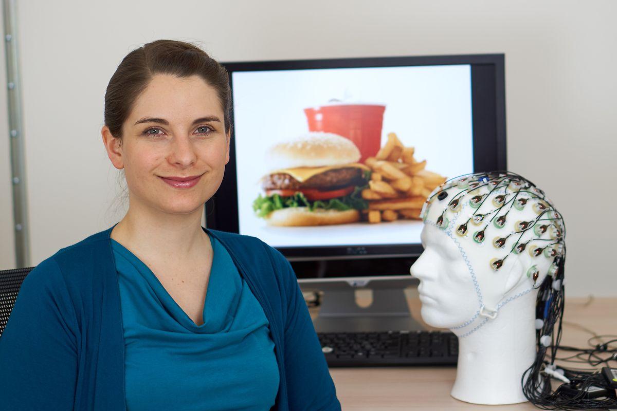 Dr. Annika Lutz' Fokus liegt auf den Themen Essverhalten und Essstörungen.