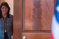 Die amerikanische UN-Botschafterin Nikki Haley hat ihren Rücktritt erklärt.