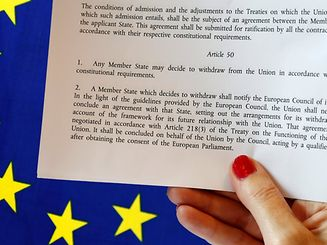 A part of article 50